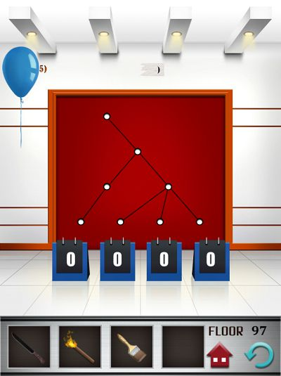 100 Floors Level 91 92 93 94 95 96 97 98 99 100