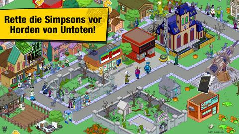 Die Simpsons Springfield: Das Halloween Update ist da!