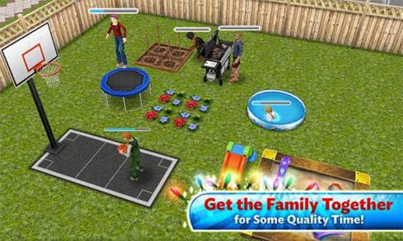 Die Sims Freispiel Screenshot (Bildquelle Electronic Arts)