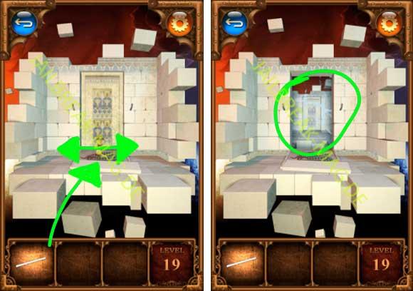 100 doors parallel worlds app