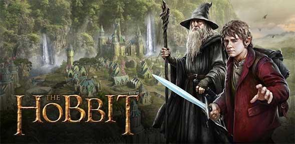 Der Hobbit App für Android, iPhone und iPad