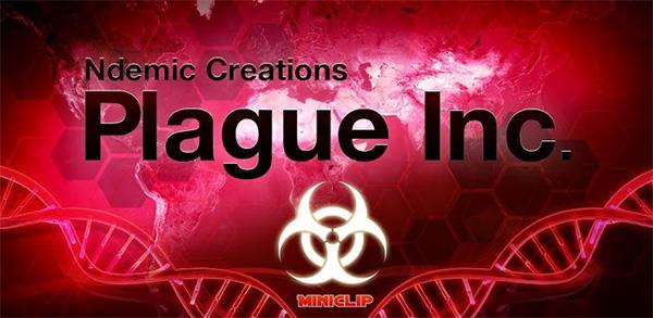 Plague Inc App (Bild: Miniclip.com)