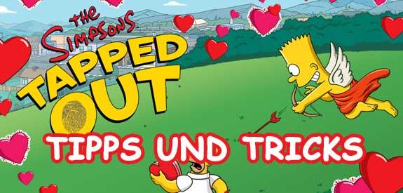 Simpsons Springfield Valentinstag