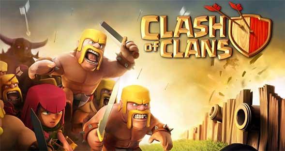 Clash of Clans für Android und iOS - Bildquelle: Supercell