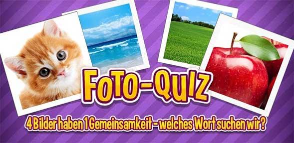 Foto Quiz App für Android