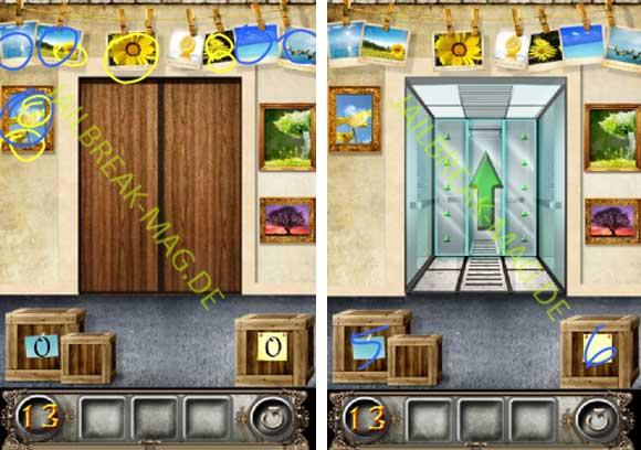 The Floor Escape Level 13 Screenshot