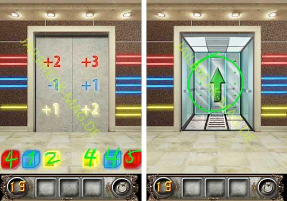 The Floor Escape Level 19 Screenshot