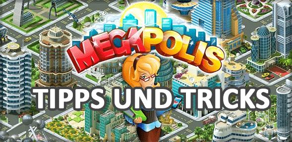 Megapolis Tipps und Tricks - Bildquelle: Social Quantum