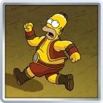 Freunde in Die Simpsons Springfield