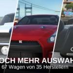 Autos in GT Racing 2