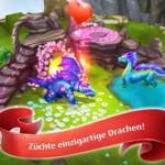 Drachen züchten in Dragons World