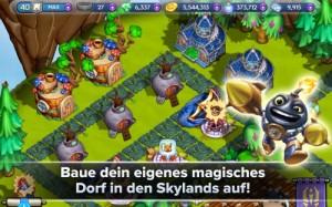 Skylanders Lost Islands App