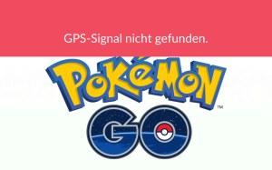 Pokemon Go: GPS-Signal nicht gefunden