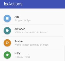 Bixby Taste Anders Belegen