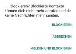 WhatsApp Spam melden: Was passiert wenn man es ausversehen