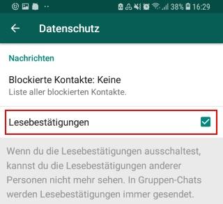 WhatsApp Status sehen ohne gespeicherte Nummer/Kontakt
