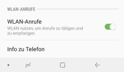 WiFi Calling funktioniert nicht