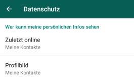 Whatsapp Blockiert Status
