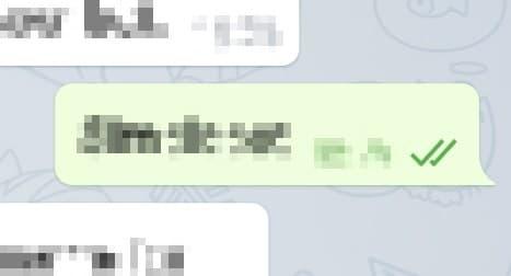 Telegram lesebestätigung deaktivieren