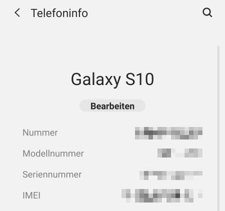 S10 SAMSUNG TELEFONNUMMERN AUF SIM KARTE SPEICHERN